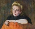 Federico Zandomeneghi – Donna con occhi azzurri.tiff