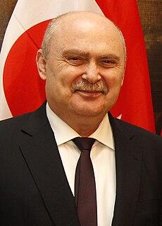 Turkish diplomat