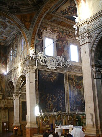 Santa Maria in Vado, Ferrara - Image: Ferrara, santa maria in vado, interno 07