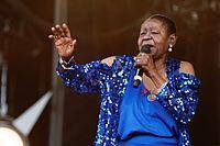 Festival des Vieilles Charrues 2016 - Calypso Rose - 054.jpg