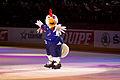 Finale de la coupe de France de Hockey sur glace 2013 - 007 - Mascotte 02.jpg