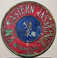 Fire Mark for The Far Eastern Insurance Company, Limited, in Shanghai, China.jpg