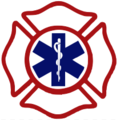 Firefighter EMT St. Florian Cross.png