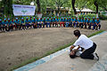 First Aid and Emergency Management Session - Summer Camp - Nisana Foundation - Sibpur BE College Model High School - Howrah 2013-06-08 9079.JPG