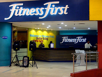 Fitness First - Fitness First at Robinsons Mall, Manila, Philippines
