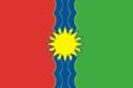 Flag of Bratsk (Irkutsk oblast) (2007).png