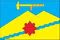 Flag of Mednogorsk (Orenburg oblast).png