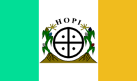 flag of the hopi nation wikipedia