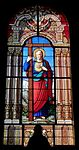 Fleurigné (35) Église Saint-Martin Vitrail 08.JPG