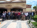 Flickr - Convergència Democràtica de Catalunya - El secretari d'organització de CDC, Josep Rull, amb militants d'Alguaire.jpg