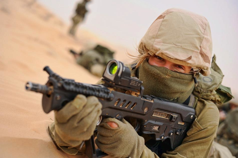 Flickr - Israel Defense Forces - Becoming A Soldier of the Caracal Battalion (59)