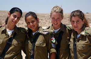 """Ziva David - Ziva is introduced wearing an IDF uniform jacket to show the """"military influence"""" on the character"""