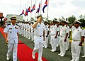 Flickr - Official U.S. Navy Imagery - Rear Adm. Carney salutes Royal Cambodian officers..jpg