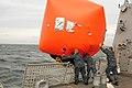 Flickr - Official U.S. Navy Imagery - Sailors through killer tomato off flight deck.jpg
