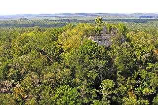 El Mirador Pre-Columbian Maya settlement