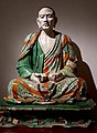 Flickr - dalbera - Statue de l'Arhat Tamrabhadra (musée Guimet).jpg