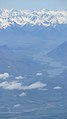 Flight from Rotorua to Queenstown. Over South Island (482865) (9484539874).jpg