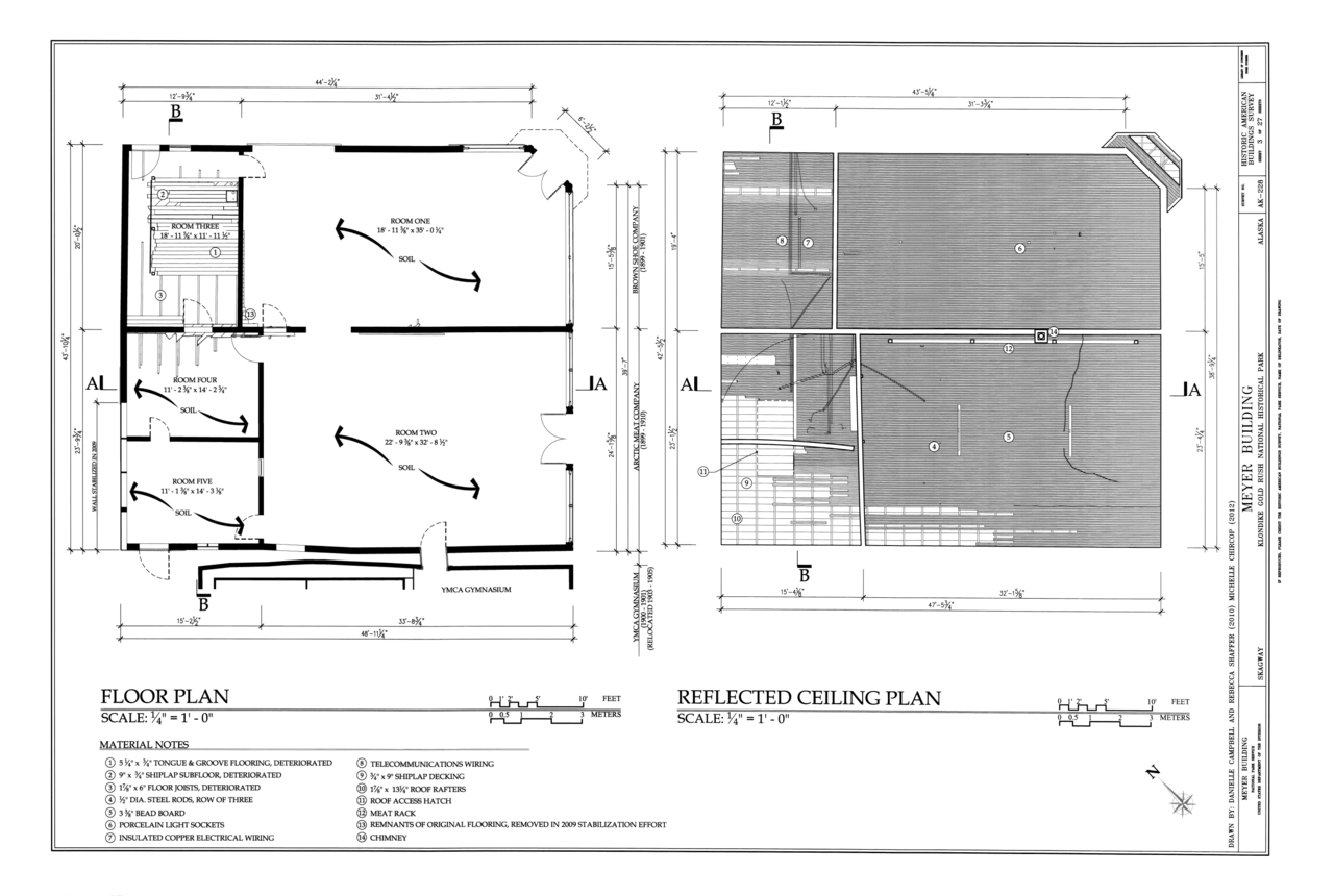 File Floor Plan And Reflected Ceiling Plan Meyer Meat
