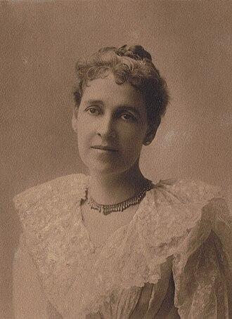 Florence Earle Coates - Mrs. Coates, pre-1894