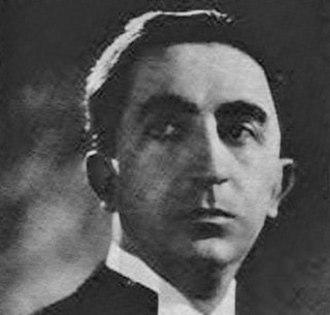 Florestano Di Fausto - Florestano Di Fausto (c. 1930)