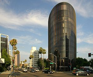 Larry Flynt Publications - Flynt Publications HQ on Wilshire boulevard