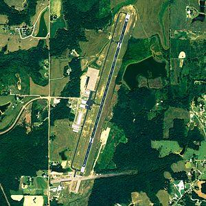Folsom Field (Alabama) - NAIP aerial image, August 2006