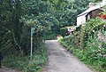 Footpath to Conwy Mountain leaves the track - geograph.org.uk - 1479379.jpg