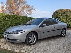Ford Cougar (1998–2002)