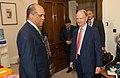 Foreign Office Minister, Henry Bellingham With Ewart Brown Prime Minister Of Bermuda (4730035444).jpg