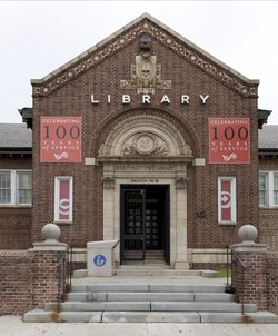 Forest Park Branch of the Enoch Pratt Free Library