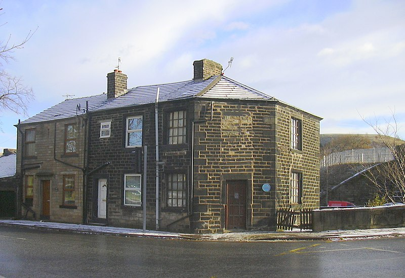 File:Former Toll House, Littleborough.jpg