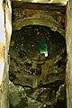 Fort XV BorekTwierdza Przemyśl- fot. 9 - wnętrze wieży artyleryjskiej.jpg