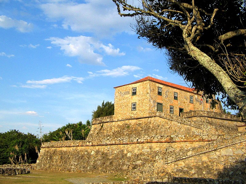 Forte São José Ponta Grossa em Jurerê