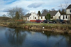 Forth and Clyde Canal near Auchinstarry. - geograph.org.uk - 419534.jpg