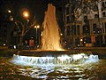 Fountain in Passeig de Gracia (2924630827).jpg