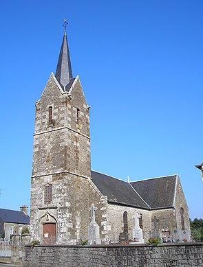 FranceNormandieChevrevilleEglise.jpg