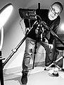 Francesc Bellmunt en una gravació de 2020.jpg