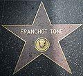 Franchot Tone star HWF.JPG