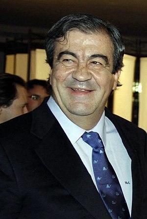 Francisco Álvarez-Cascos - Image: Francisco Álvarez Cascos (2010)