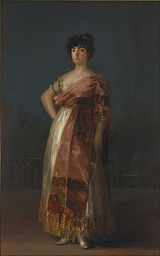 Francisco de Goya - La Tirana - Google Art Project.jpg