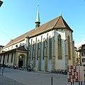 Französische Kirche Bern, Gelbes Quartier, Berne, Switzerland - panoramio.jpg
