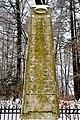 Franzoseneinfall (Schweiz) - 1798 - Stumme Zeitzeugen - St. Niklaus - Beim Denkmal für die Gefallenen 2.jpg