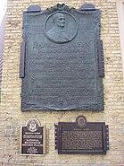 Fraunces Tavern plaque 01