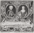 Frederick, Margrave of Brandenburg-Bayreuth and his wife Wilhelmine of Prussia.png