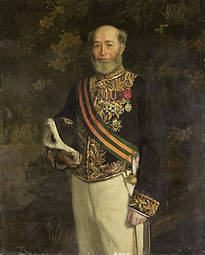 Frederik s'Jacob - Image: Frederik s'Jacob (1822 1901). Gouverneur generaal (1880 84) Rijksmuseum SK A 3809