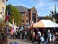 French Market in Town Square - geograph.org.uk - 601399.jpg