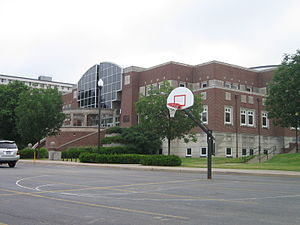 Thomas J. Frericks Center -  2008