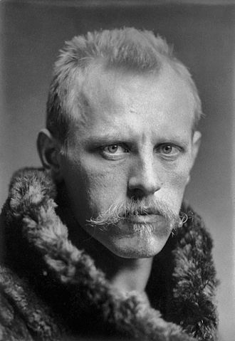 1930 in Norway - Fridtjof Nansen