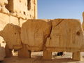 Frieze in the Temple of Bel Palmyra Syria.JPG