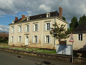 Fromentières, Mayenne